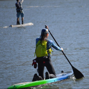 Kim Hillhouse Broken Paddle Chattajack 2014
